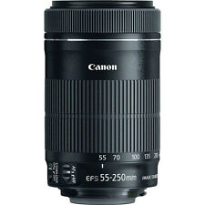 Canon EF-S 55-250mm f/4-5.6 IS STM Lens for Canon SLR Cameras