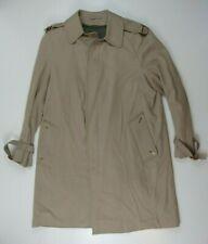 Vintage Men's Aquascutum Trench Coat