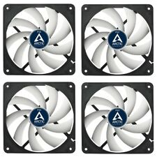 4 ventole * ARCTIC COOLING * Chassis f12 VENTOLA 120x120x25 mm * Connettore 3-pin *
