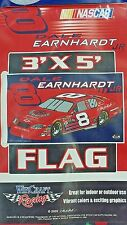 NASCAR  #8 Dale Earnhardt Jr 3' x 5' Flag, NEW