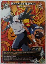 Kakashi Hatake [Anbu Days]- N-567 (Uncommon) Naruto CCG