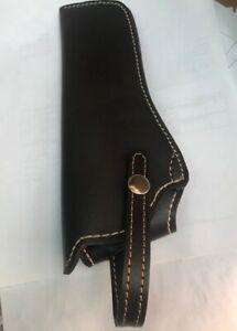 BRAND NEW THICK NUBUCK LEATHER PISTOL HOLSTER/CASE