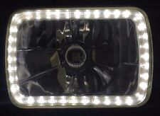 Holden Jackaroo TE TF SL Gemini Drover Rodeo Mini Truck Halo Angel Eye Headlamp