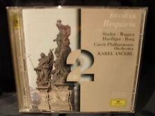 Dvorak - Requiem  -Stader/Wagner/Haefliger/Borg/Karel Ancerl/Czech Philharmonic