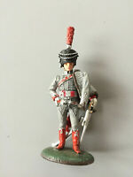 Lead soldier 1er empire delprado-rifleman italian legion 1812-1815