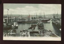 Hampshire Hants SOUTHAMPTON The Docks 1905 PPC by F G O Stuart
