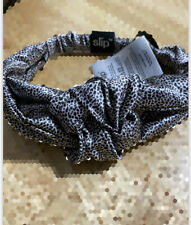 Slip Silk Knot Headband NEW Exotic Hard To Find Animal Print. No Box