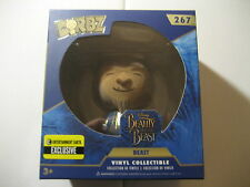 Beauty and the Beast Flocked Funko Dorbz BEAST EE Entertainment Earth Exclusive