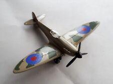 Tonka Polistil Diecast Model. SUPERMARINE RAF SPITFIRE. Battle of Britain/ 1940s