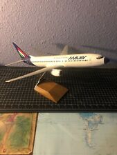 Pacific Miniatures Malev Hungarian Airlines Boeing 737-800 Model Plane HA-LOB