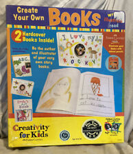 Create Your Own Books Craft Kits by Creativity For Kids Write Illustrate Read