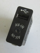Genuine MINI USB & AV-IN Socket for R56 R55 R58 R57 R59 R60 R61 - 9264966