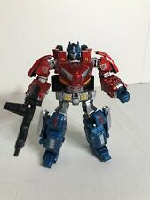 Transformers G1 Optimus Prime Custom War For Cybertron WFC