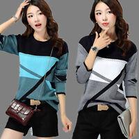new Autumn winter Korean fashion classic cashmere Knitting sweater coat