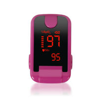 LED Finger Tip Pulse Oximeter SPO2 Heart Rate monitor blood oxygen Fast Test