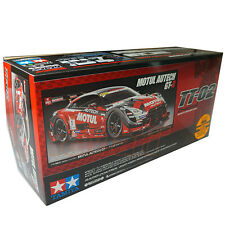 Tamiya 1:10 TT02 4WD MOTUL AUTECH GTR w/ESC EP RC Cars Touring On Road #58625