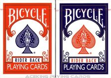 Bicycle Rider Back Playing Cards Ohio Made Deck 808 No Longer Made USPCC