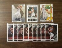 DeMar DeRozan Donruss Optic, Panini Mosaic and Contenders Lot San Antonio Spurs