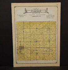 Iowa Plymouth County Garfield Township 1921   W11#12