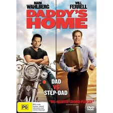 DADDY'S HOME-Mark Walberg, Will Ferrell-Region 4-New AND Sealed