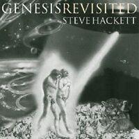 STEVE HACKETT - GENESIS REVISITED (RE-ISSUE 2013)  CD  11 TRACKS ROCK  NEU