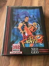 NEO GEO:     ART OF FIGHTING