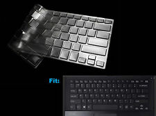 "TPU Clear Keyboard Protector Cover For new 13.3"" Sony Vaio S series (VJS131....)"