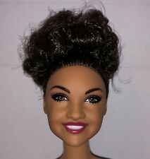Barbie Made to Move Gymnast Laurie Hernandez Nude Doll NEW Inspiring Women Shero