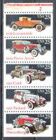 US Stamp (L234) Scott# 2381-2385 (2385a), Mint NH OG, Nice Booklet Pane