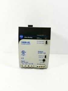 Allen-Bradley 1606-XL DC Power Supply 1606-XL240E-3 Ser. A 240W