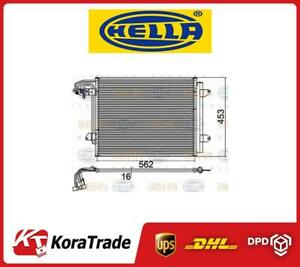 8FC351301-051 HELLA OE QUALLITY AIR CON A/C CONDENSER RADIATOR
