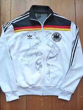 Adidas DFB training jacket EM WM 1982 Signed RARITY!!!