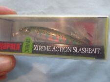 RAPALA X-RAP - XR-8 - RAINBOW TROUT- NIB - FISHING LURE- XTREME ACTION SLASHBAIT