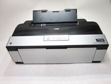 Epson Stylus Photo R2880 Large Format Color Ink Printer Limited Test AS-IS