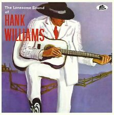 10 inch 25 CM  Hank Williams - The Lonesome Sound  NEW 2018 VINYL REISSUE sealed