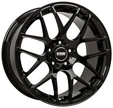 VMR V710 Gloss Black Felgen 8,5x19 ET43 + 9,5x19 ET50 für BMW 2er Typ F22 / F23