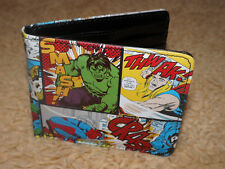 MARVEL COMICS portafoglio portafoglio portafoglio wallet NUOVO Primark