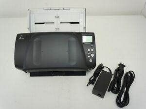 Mint Condition Fujitsu FI-7160 Document Scanner Compact Color Desktop +Warranty!