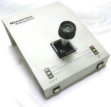 #Matrix Videometrix 5500006-509 3-Axis Joystick w/Speed Settings, Missing Case