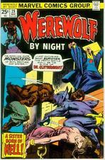 Werewolf by Night # 29 (Don Perlin) (USA, 1975)