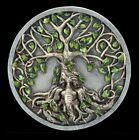Wandrelief - Greenman Lebensbaum - Fantasy Wanddeko Baumgeist Mythologie