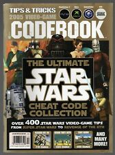 TIPS & TRICKS: ULTIMATE STAR WARS CHEAT CODE COLLECTION 2005 X-BOX PS2 GAMECUBE
