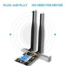 RTL8821 Scheda WiFi PCI-E wireless BT 4.0 dual band 433Mbps 802.11a/b/g/n/ac