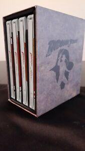 Indiana Jones 4-movie collection 4k UHD steelbook Box Art (no movies/no cases)