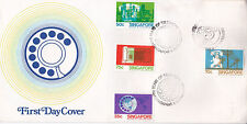 Singapore 1979 100 Years of the Telephone FDC Good Condition
