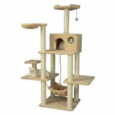 Aeromark 69 In. Armarkat Cat Tree House Condo Furniture - A6901 Cat Tree House