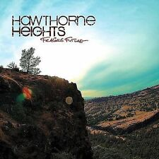 HAWTHORNE HEIGHTS CD FRAGILE FUTURE BRAND NEW SEALED