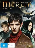 A9 BRAND NEW SEALED The Adventures Of Merlin : Series 2 Season 2 (DVD, 4-Disc)