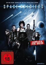 Space Soldiers - Der Weltraum - Unendliche Weiten  - FSK 18 - DVD  - NEU & OVP