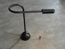 LAMPE bureau design loft lamp Articulated desk luxo stringa Snake Pipe Tube vtg